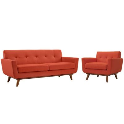 Spiers Armchair And Loveseat Set Of 2