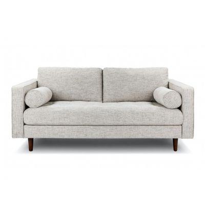 Modern Sofa 2 Seater Fabric