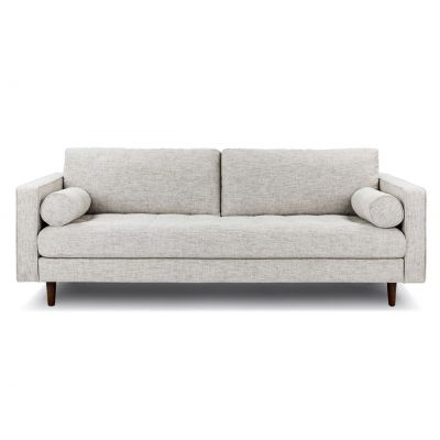 Modern Sofa 3 Seater Fabric