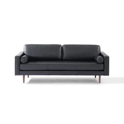 Modern Sofa 3 Seater Leather
