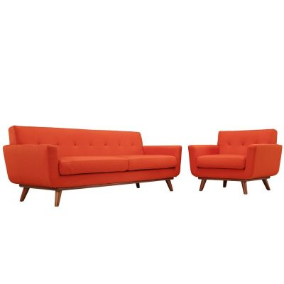 Spiers Armchair And Sofa Set
