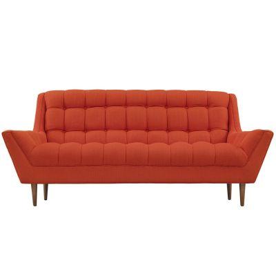 Response Upholstered Fabric Loveseat