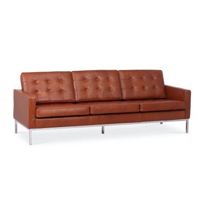 Florence Sofa 3 Seater Leather
