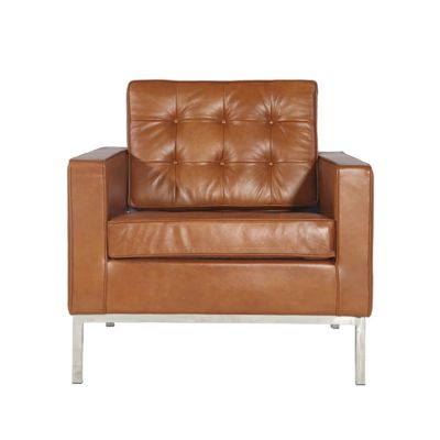 Florence Arm Chair Leather