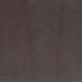 THICK SEMIANILINE LEATHER DARK BROWN