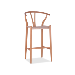 A Great Add-On in Your Home with This Y Chair Barstool