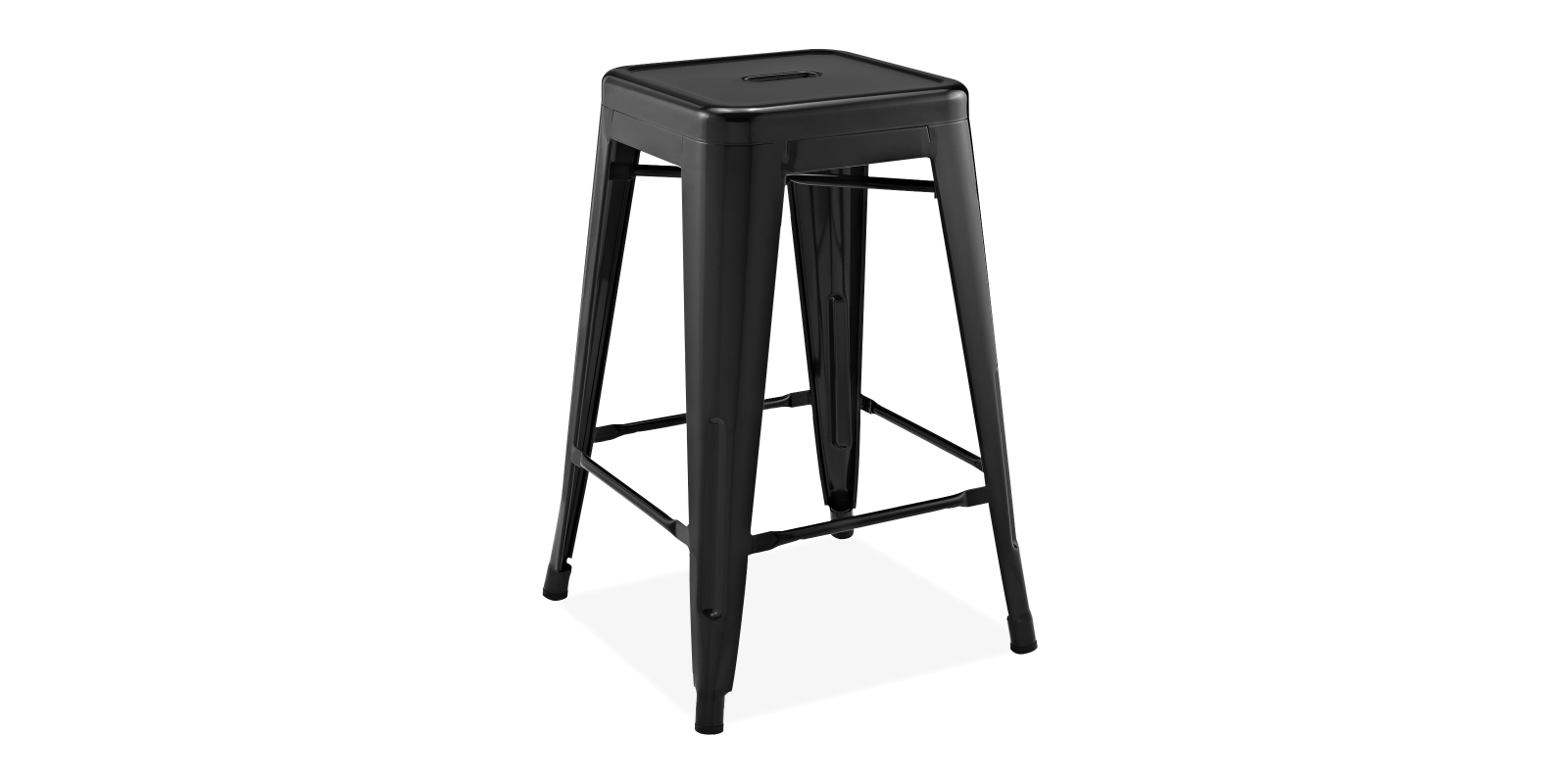 Sit With Style on Tolix Bar Stool