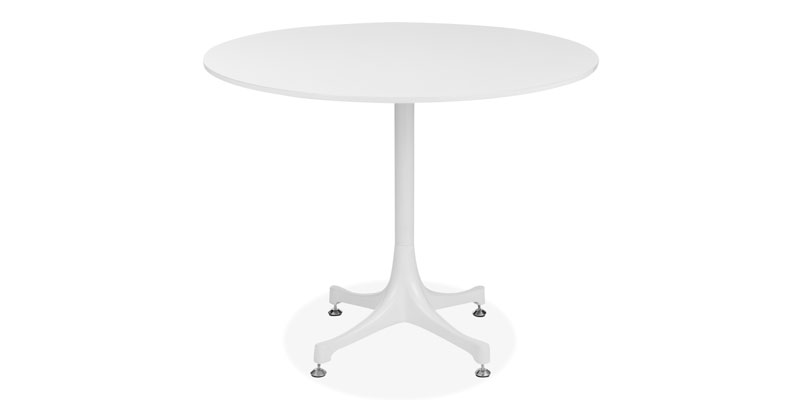 Anyone Would Certainly Fall In Love with George Nelson Dining Table at One Glance