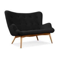 Take Away Home Florence Knoll Style 2-Seater Sofa