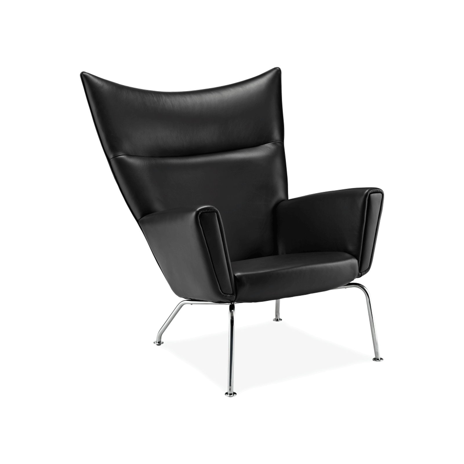 A Perfect Wing Chair with an Attractive Design