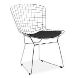 Utilize Your Space with Classic Eiffel Wire Chair