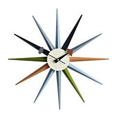 Give your wall a new look with a Sunburst clock