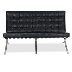 Barcelona Sofa 2 Seater- Luxury with an Eternal Styling
