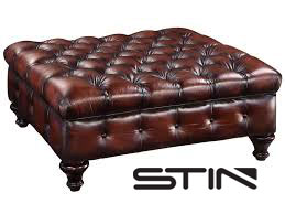 Its' time to purchase an exceptional Seater- Chesterfield Stool