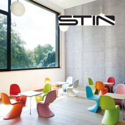 Choosing a Panton Chair for Kids with an Organic Design and Subtle Color