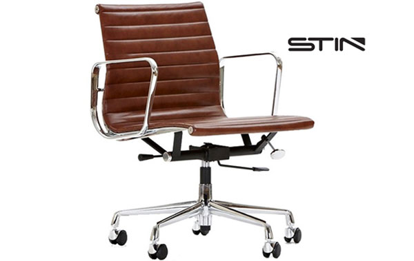 Charles Eames creation a luxurious and comfortable Eames office chair