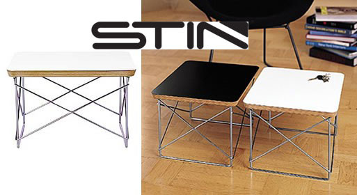 Shop Eames Wire Base Table - Inspired By Charles Eames Online