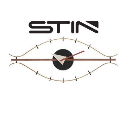 STIN Eye Clock