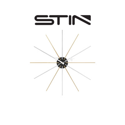 STIN Star Clock