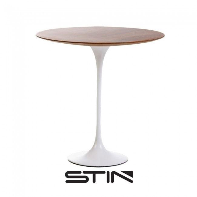 Buy elegant shaped Tulip Round Side Table