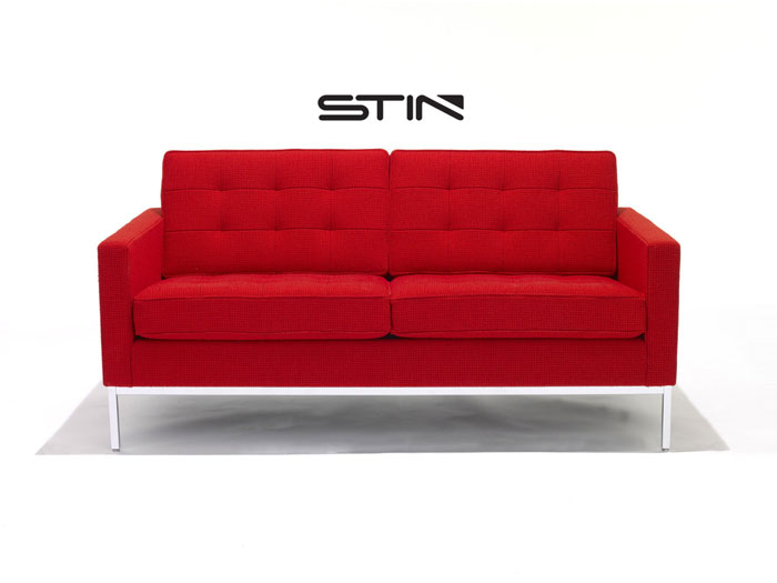 Seeking to get a comfortable two-seater sofa?