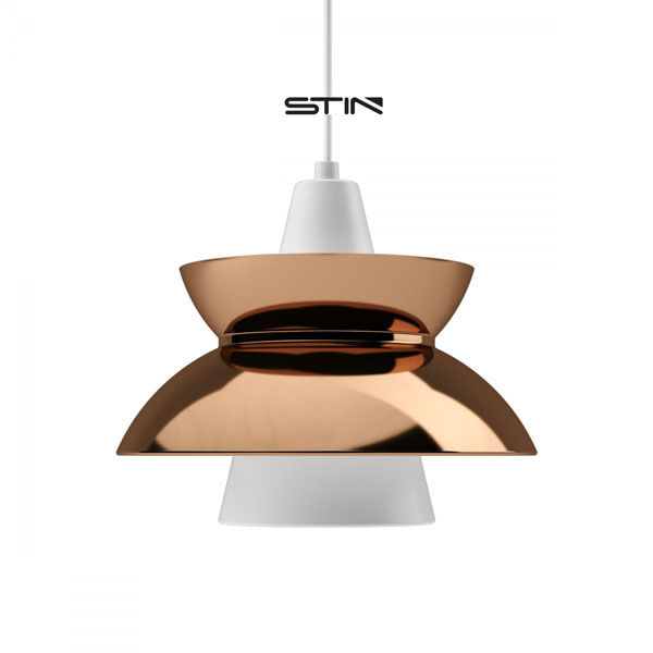 Mesmerizing your rooms with doo-wop pendant lamp