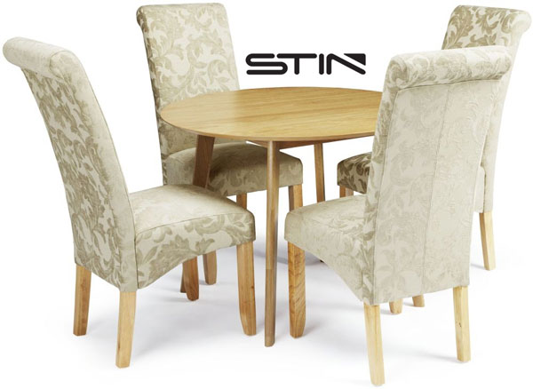 Decor your home with Fabric Dining chair