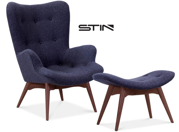 Great add on by R160 Contour Chair