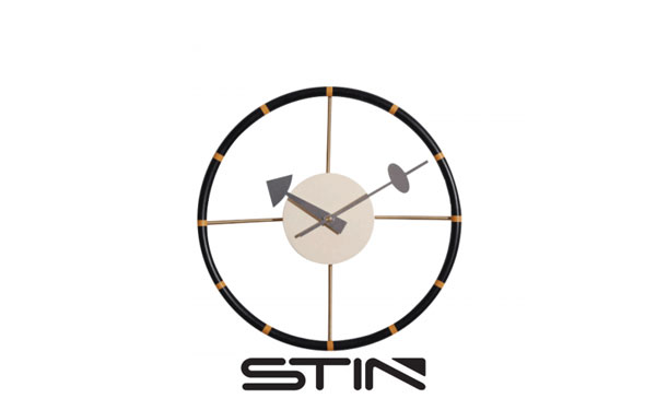 STIN Steering Wheel Clock