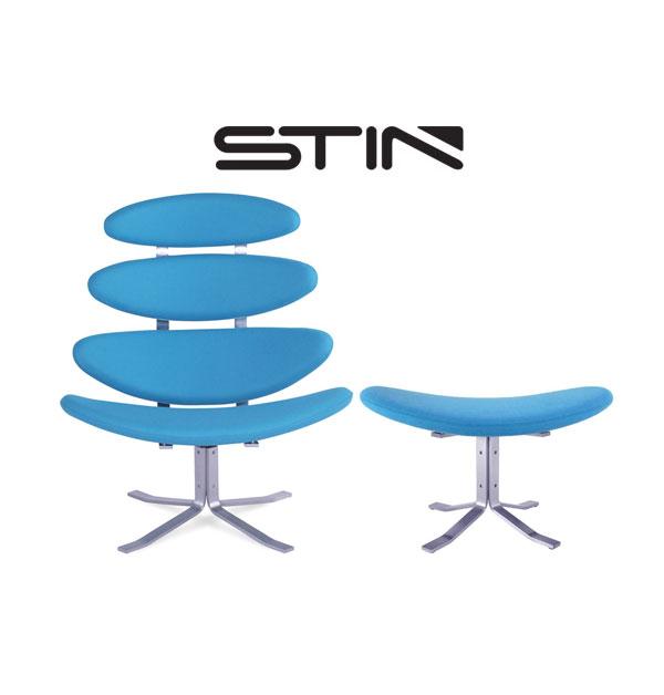 STIN EJ5 Corona Chair