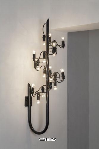 Decor your walls with sarfatti wall light