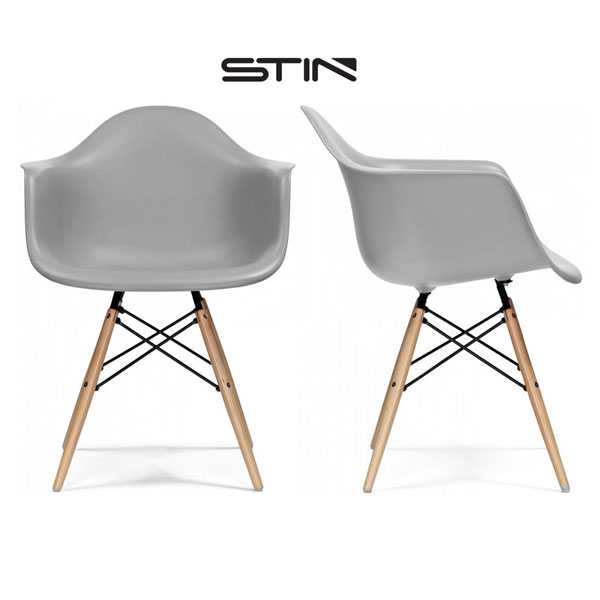 Eames Chair DAW- The Iconic Design From The Mid Century