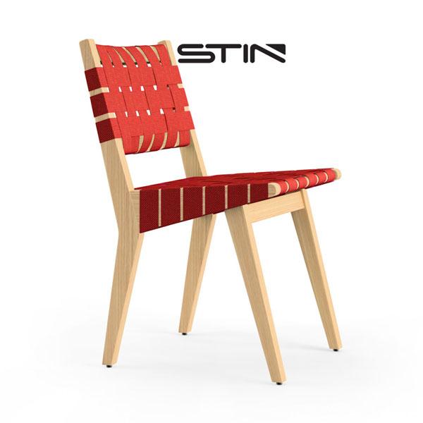 Jens Risom created most stylish mesh designed chair