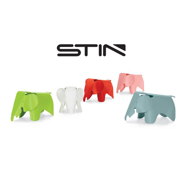 Wow! Now you can grab Eames Elephant at Stin.com