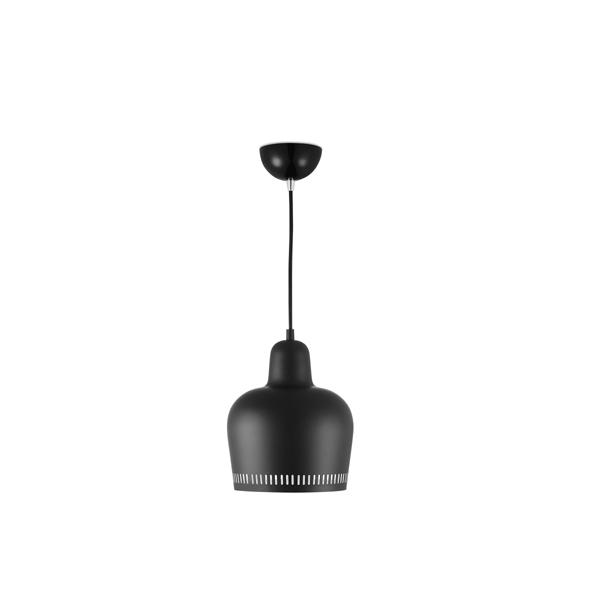 Alvar Aalto A330s Golden Bell Ceiling Lamp