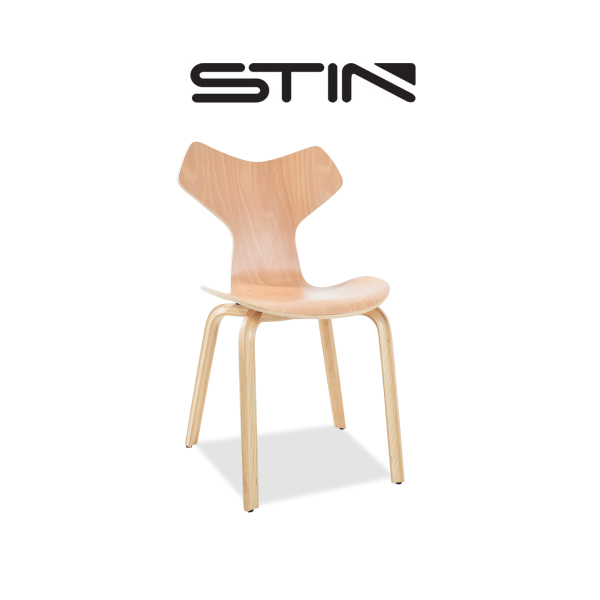 The Grand Prix Chair - Minimalistic Elegance in your Home