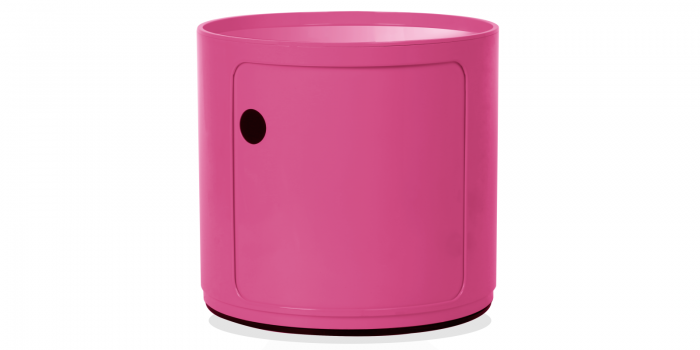 Less Expensive Kartell Componibili Can Also Add A Rich Look